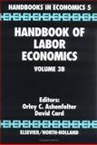 Handbook of Labor Economics 9780444501882