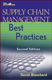 Supply Chain Management Best Practices, David Blanchard, 0470531886
