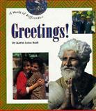 Greetings, Karin L. Badt, 0516081888