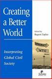 Creating a Better World 9781565491885