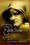 Contemplating Edith Stein, Berkman, Joyce Avrech, 0268021880
