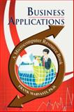 Business Applications : A Microcomputer Resource Book, Marvasti, Frank, 142571188X