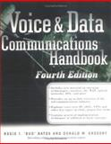 Voice and Data Communications Handbook, Bates, Regis J. and Gregory, Donald, 0072131888