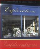 Explorations : La Litterature du Monde Francais, Schunk, Susan J. and Waisbrot, Janet, 0838411886