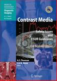 Contrast Media : Safety Issues and ESUR Guidelines, , 3642091881