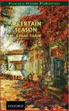 A Certain Season : A Selection of Poems, Tahir, Athar M., 0195791894