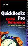 International Quickbook's Pro Quick Reference, Friesen, Glenda, 0789721899
