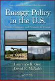 Energy Policy in the Us Politics Challenges and Prospects, Laurance R. Geri and David E. McNabb, 1439841896
