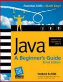 Java : A Beginner's Guide, Schildt, Herbert, 0072231890