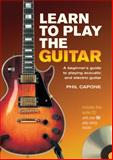 Learn to Play the Guitar, Phil Capone, 0785821899