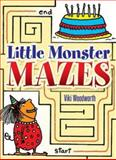 Little Monster Mazes, Viki Woodworth, 0486451895