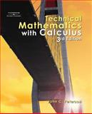 Technical Mathematics with Calculus, Peterson, John C., 0766861899
