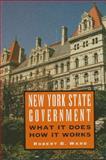 New York State Government, Robert B. Ward, 0914341898