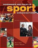 Governance and Policy in Sport Organizations, Hums, Mary A. and MacLean, Joanne, 1890871893