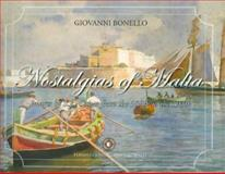 Nostalgias of Malta : Images of S. L. Cassar from the 1890s To 1930s, Bonello, Giovanni, 9993271896