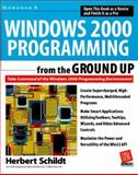 Windows 2000 Programming from the Ground Up, Schildt, Herbert, 0072121890