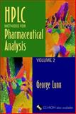HPLC Methods for Pharmaceutical Analysis, Lunn, George, 0471331899