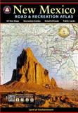 New Mexico Road and Recreation Atlas, Benchmark Maps, 0929591895
