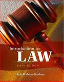 Introduction to Law, Walston-Dunham, Beth, 1111311897