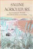 Saline Agriculture 9780309041898