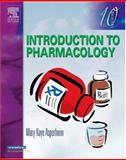 Introduction to Pharmacology, Asperheim Favaro, Mary Kaye, 1416001891