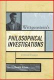 Wittgenstein's Philosophical Investigations, , 0742541908