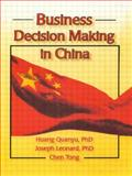 Business Decision Making in China 9780789001900