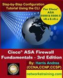 Cisco ASA Firewall Fundamentals - 3rd Edition, Harris Andrea, 1497391903