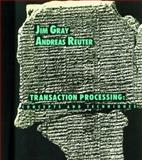 Transaction Processing : Concepts and Techniques, Gray, Jim and Reuter, Andreas, 1558601902