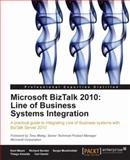 Microsoft Biztalk 2010 - Line of Business Systems Integration, Weare, Kent and Seroter, Richard, 1849681902