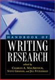 Handbook of Writing Research, , 1593851901