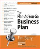 The Plan-As-You-Go Business Plan, Berry, Tim, 1599181908