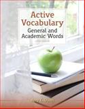 Active Vocabulary, Olsen, Amy E., 0205211909