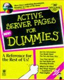 Active Server Pages for Dummies, Hatfield, Bill, 0764501909