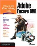 How to Do Everything with Adobe Encore 9780072231908