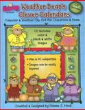 Weather Bear's Clever Calendars, , 1594411905