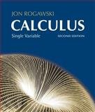 Single Variable Calculus, Rogawski, Jon, 1429231904