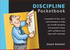 The Discipline Pocketbook, Emmett, Stuart, 1870471903
