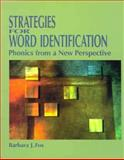 Strategies for Word Identification 9780023391910