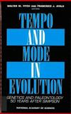 Tempo and Mode in Evolution : Genetics and Paleontology 50 Years after Simpson, National Academy of Sciences Staff, 0309051916