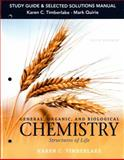 Study Guide and Selected Solutions Manual for General, Organic, and Biological Chemistry 5th Edition