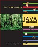 Java for Everyone, Horstmann, Cay S., 0471791911