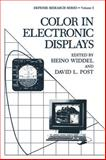 Color in Electronic Displays, , 0306441918