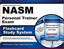 Flashcard Study System for the NASM Personal Trainer Exam, NASM Exam Secrets Test Prep Team, 1610721918