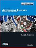 Automotive Engines : Theory and Servicing Value Package (includes NATEF Correlated Task Sheets for Automotive Engines: Theory and Servicing), Halderman and Halderman, James D., 0136081916