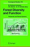 Forest Diversity and Function : Temperate and Boreal Systems, , 3540221913