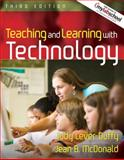 Teaching and Learning with Technology, Lever-Duffy, Judy and McDonald, Jean B., 0205511910