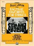 Ragtime Favorites Cello, Scott Joplin, 0769231918