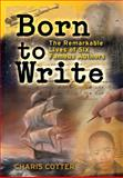 Born to Write, Charis Cotter, 1554511917