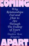 Coming Apart, Daphne Rose Kingma, 1567311911